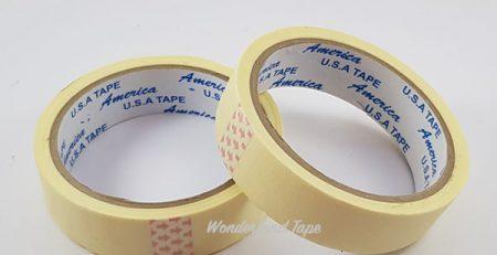 băng keo giấy nhăn 1,2 cm Wonderland