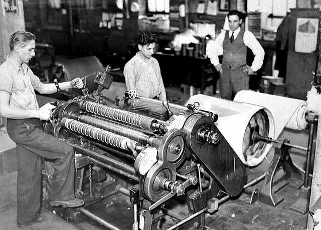 Lịch sử hình thành và phát triển băng keo băng dính