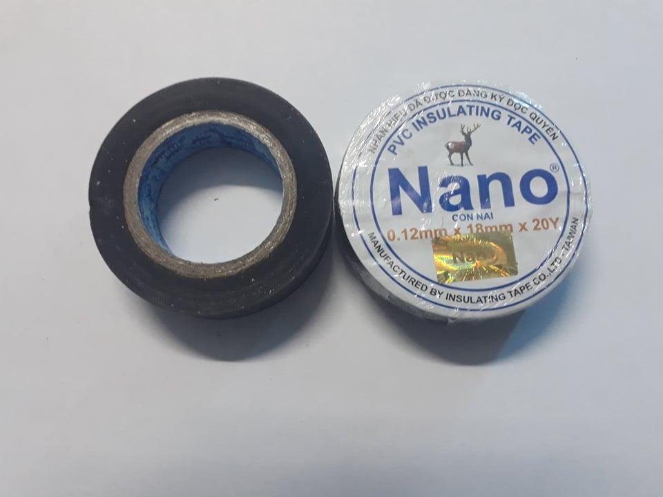 Băng keo điện Nano 20y