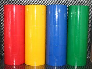 Các màu sắc của băng keo
