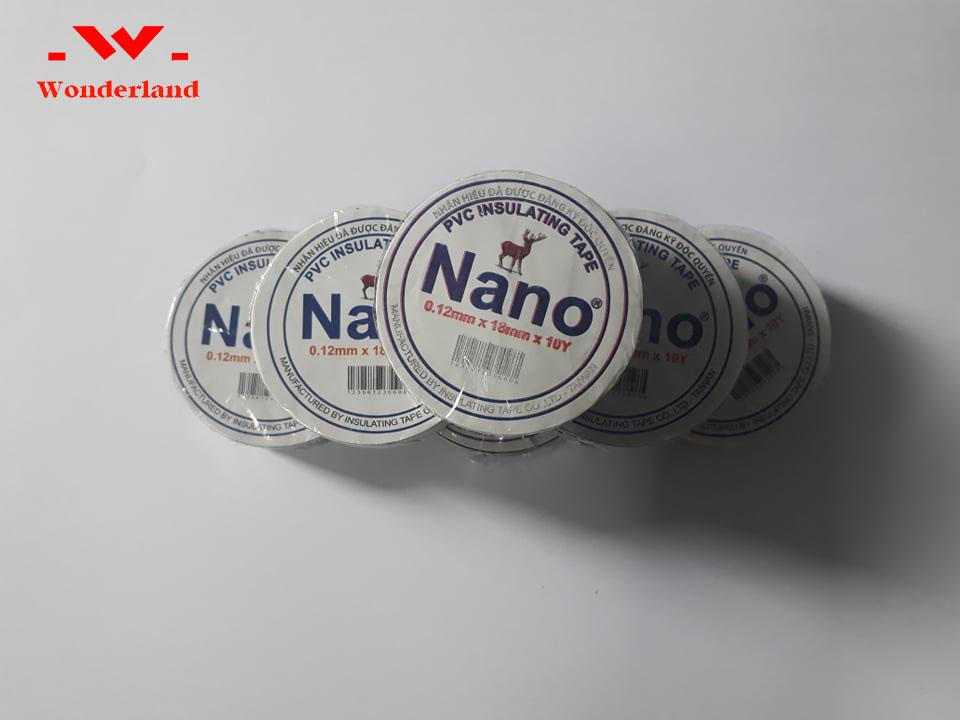 Băng keo điện Nano chất lượng cao