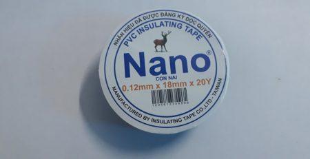 Băng keo nano cách điện