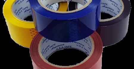 Băng keo màu 50 mm X 80 Yards giá sỉ